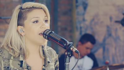 """Priscilla Alcântara lança clipes do """"Sony Music Live"""" no canal VEVO"""