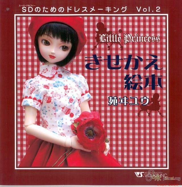 Revista Boneca Little Princess Vol.2