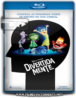 Divertida Mente Torrent - BluRay Rip 720p e 1080p Dublado