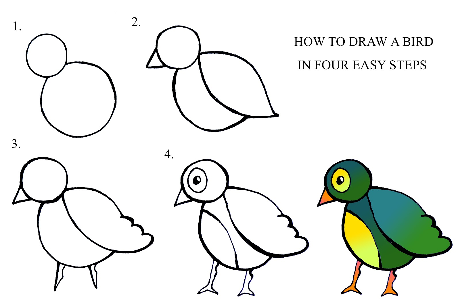 Uncategorized Easy Steps To Draw A Flower how to draw flowers step by with pictures laura williams pictures