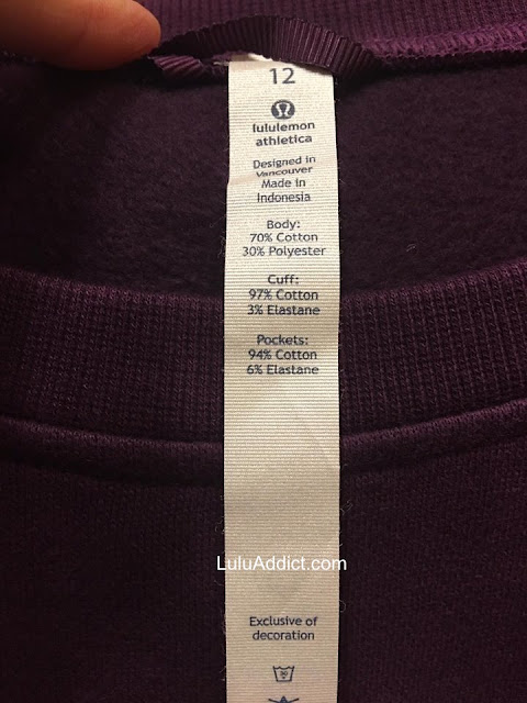 lululemon back-to-it-crew