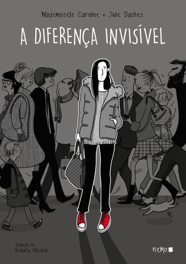 Capa do livro A Diferença Invisível