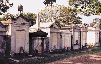 Cemitérios mal assombrados
