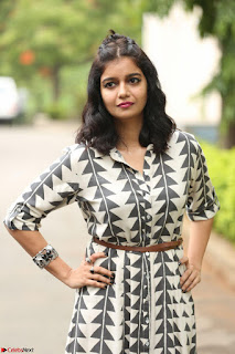 Swathi Reddy Looks super cute at London Babulu theatrical trailer launch ~  Exclusive 051.JPG