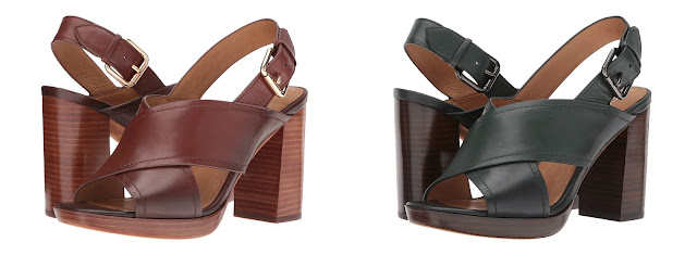 COACH Bristol Sandals $60 (reg $245)