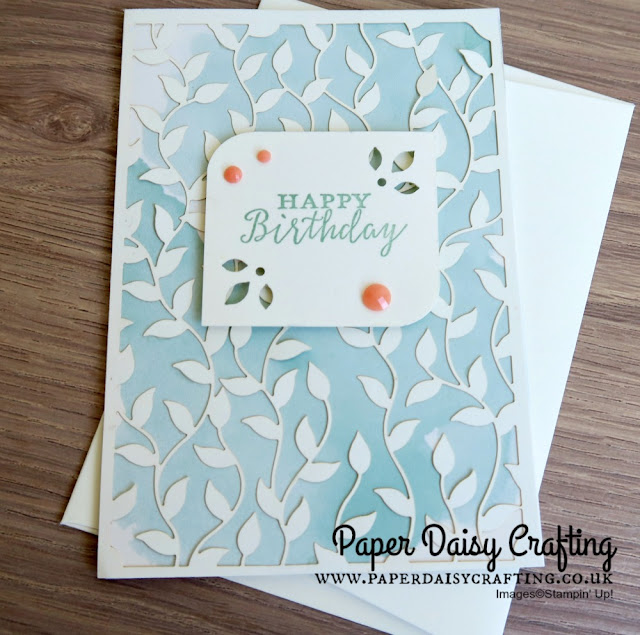 Delightfully Detailed from Stampin' Up