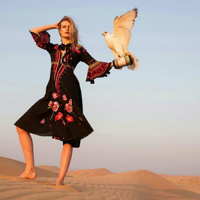 Boho viaja até a tribo ojibwa e traz o apanhador de sonhos para a moda