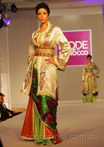 MoroCult: Modern Moroccan Fashion