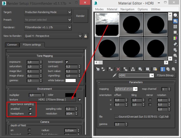 How to start to work with FStorm Render for 3ds Max | CG