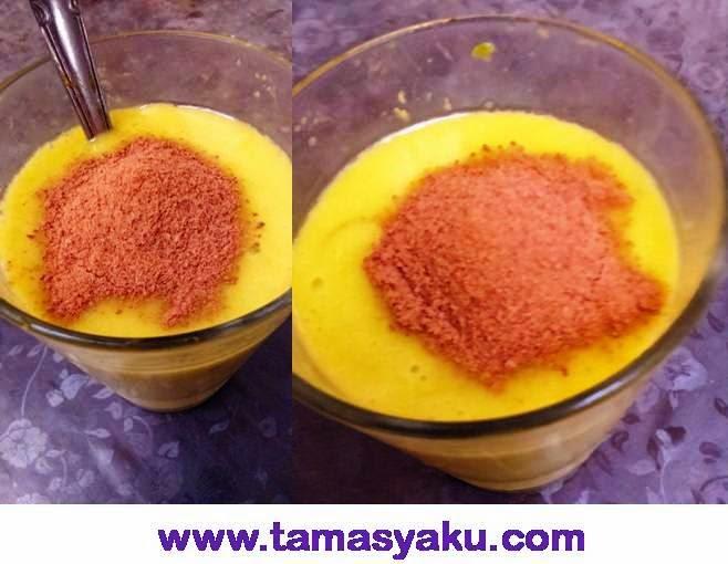 buah segar tropis