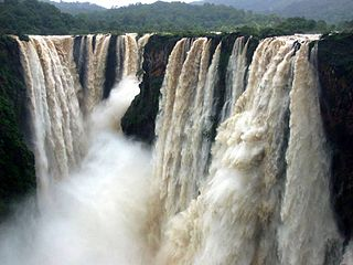 Top five Highest Waterfall of India