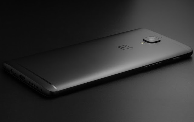 OnePlus 3T Midnight Black 128GB limited edition