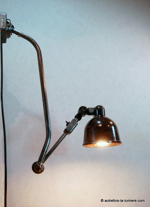 lampe bakélite