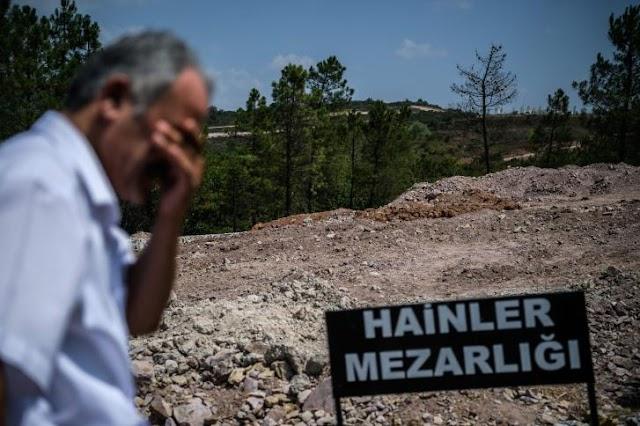 بالفيديو : تعرف على مقبرة الخونة - في تركيا