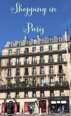 A Paris shopping guide