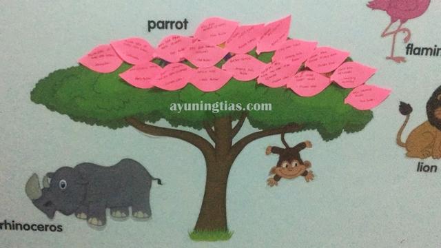 Pohon literasi day 7