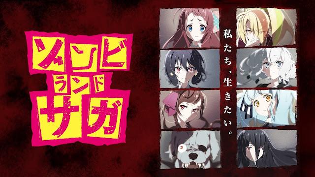 Zombieland Saga (Episode 01-12) English Sub
