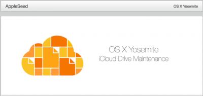 Apple Tekankan Penguji Yosemite Segera Update iCloud Drive
