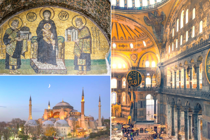 Selepas Hampir 80 Tahun Jadi Muzium, Turki Tukar Status Hagia Sophia Jadi Masjid Semula