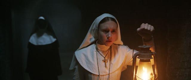 Sestra (The Nun) – Recenze