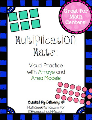Download FREE Multiplication Mats