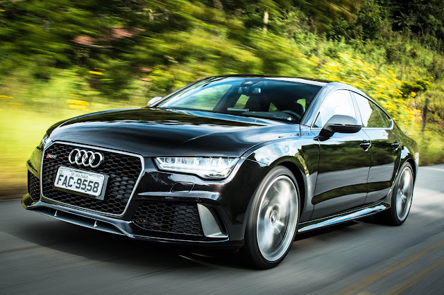 Audi RS7 Performance 2018
