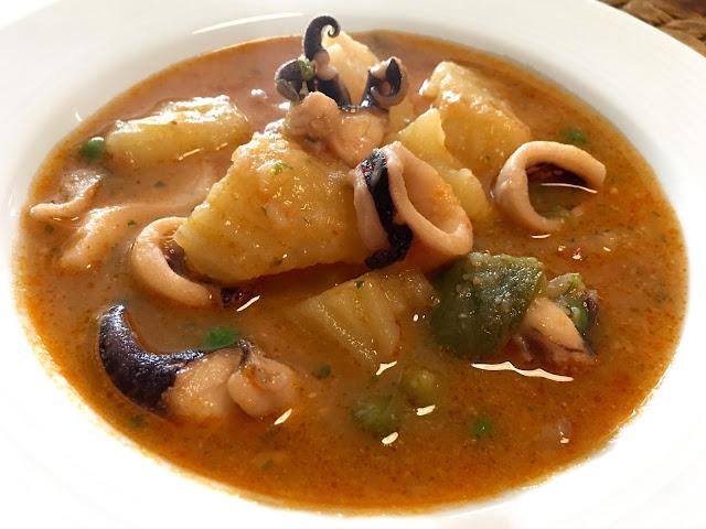 receta cuchara pescado