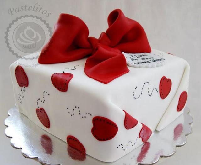 Un regalo lleno de amor tartas originales ideas y for Regalos originales decoracion