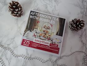 buyagift afternoon tea box