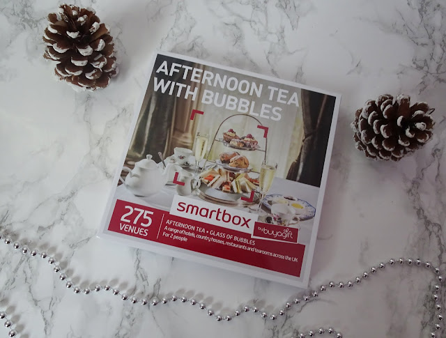 buyagift afternoon tea box