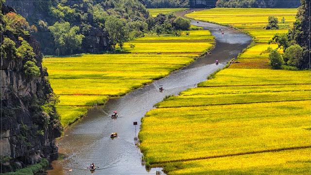 The tourist destination in Vietnam you must definitely go 2