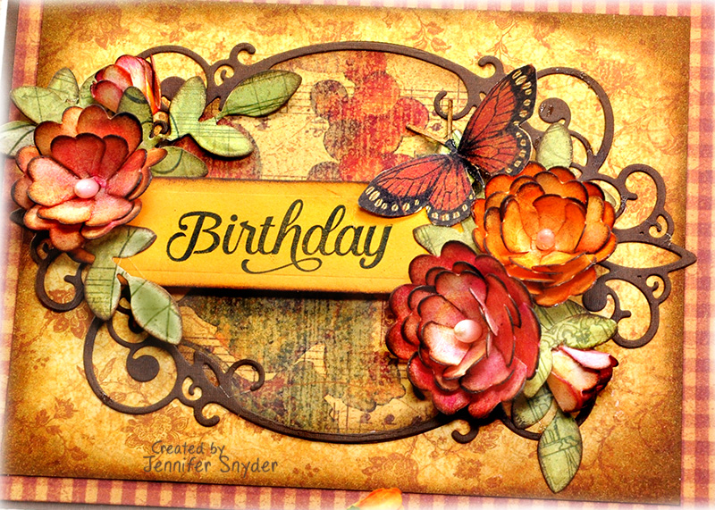 Vintage Flowers Birthday Cards ~ Postcards for birthday coles thecolossus