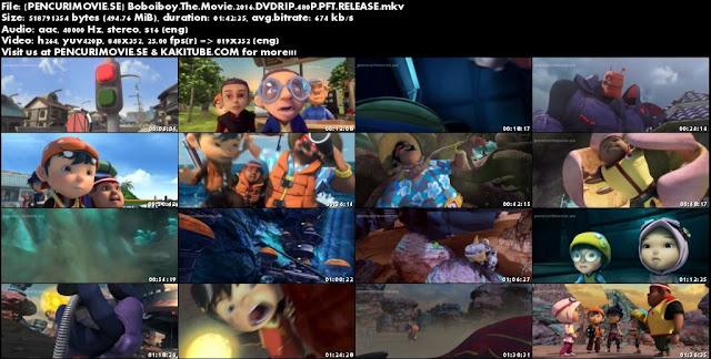 BoBoiBoy The Movie (2016) DVDRip Subtitle Indonesia