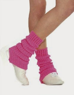 Stirrup Leg Warmers by Roch Valley Dancewear