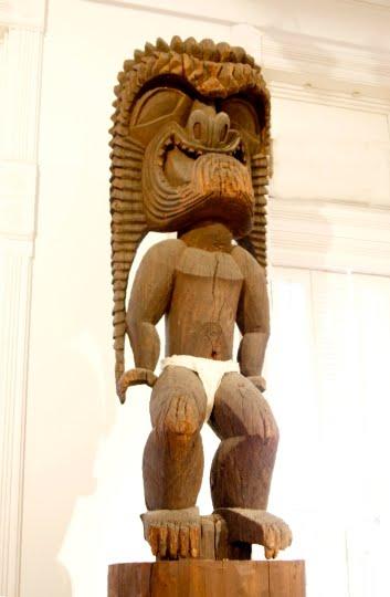 The Anthropists  Ancient Hawaiian Tiki Gods