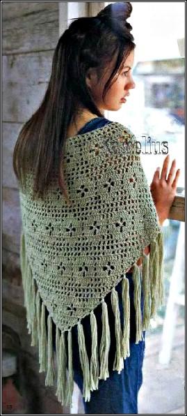 Chal Crochet Paso a Paso Tutorial