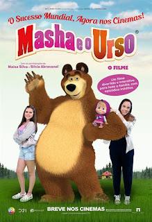 Baixar Masha e o Urso O Filme Nacional Torrent