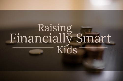 Simple tips for raising financially smart kids