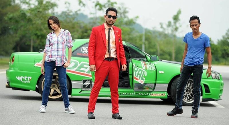 Pelakon Abang Long Fadil 2