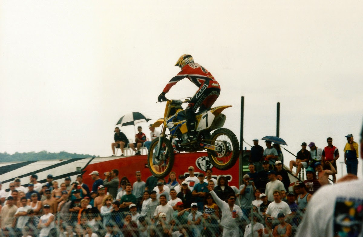 Greg Albertyn High Point 1998