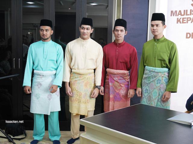 High quality Baju Melayu from Jakel