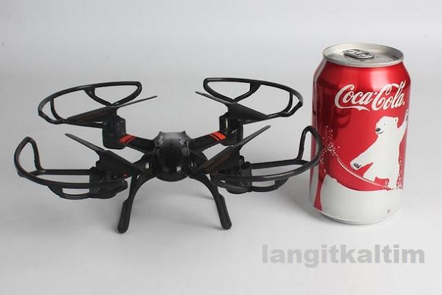 Drone Murah Super F Kecil-Kecil Jago Terbang di Lapangan