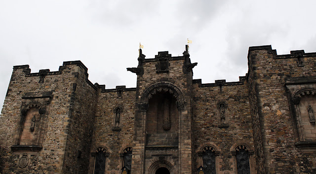 Ensikosketus Edinburghiin 22