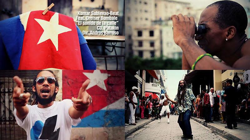 Kumar Sublevao-Beat - Dreiser Bumbale - ¨El sonido de la calle¨ - Videoclip - Dirección: Andros Barroso. Portal Del Vídeo Clip Cubano