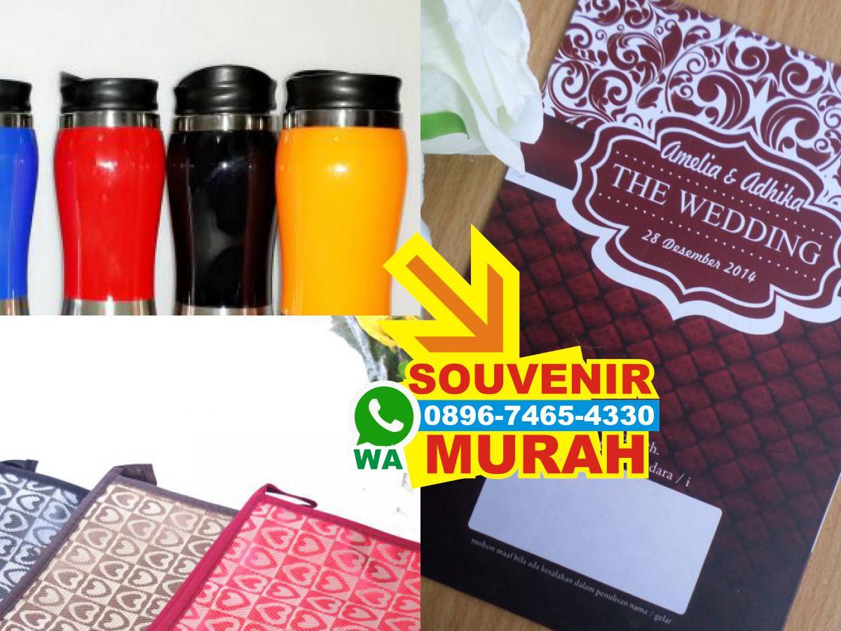 Souvenir Pernikahan Murah Harga Dibawah 1000 Malang