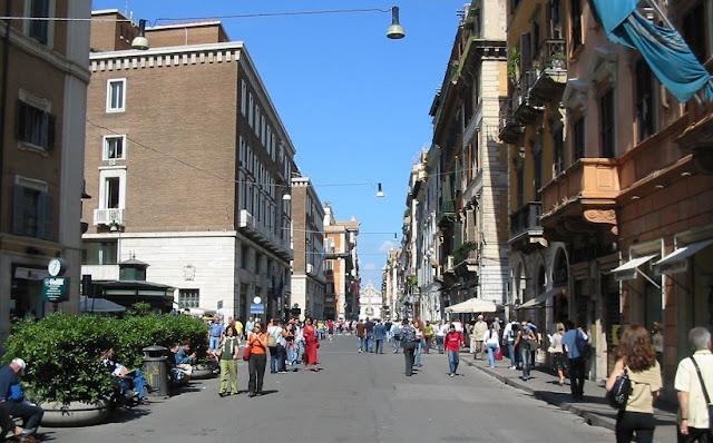 Terceiro dia em Roma