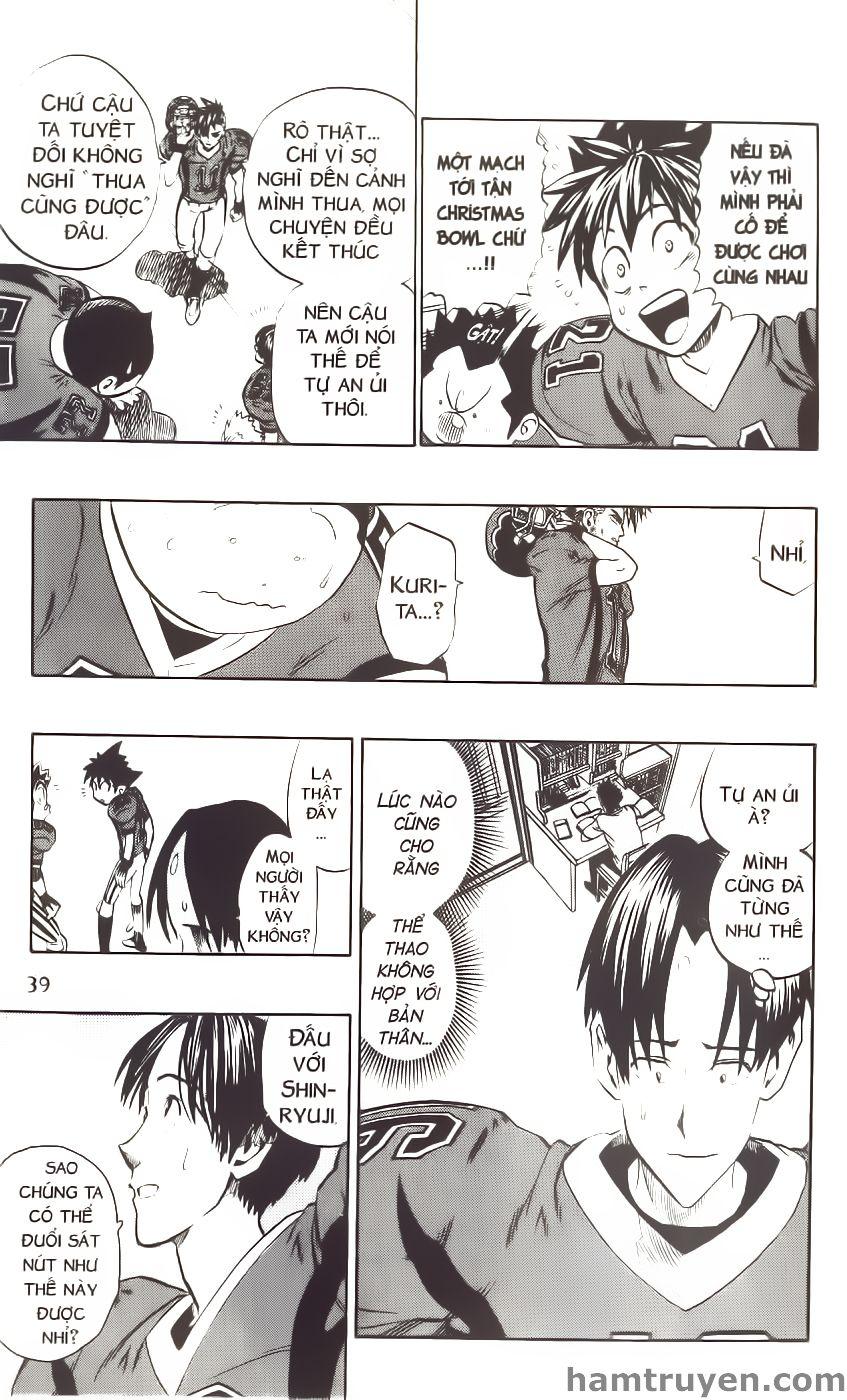 Eyeshield 21 chapter 198 trang 16