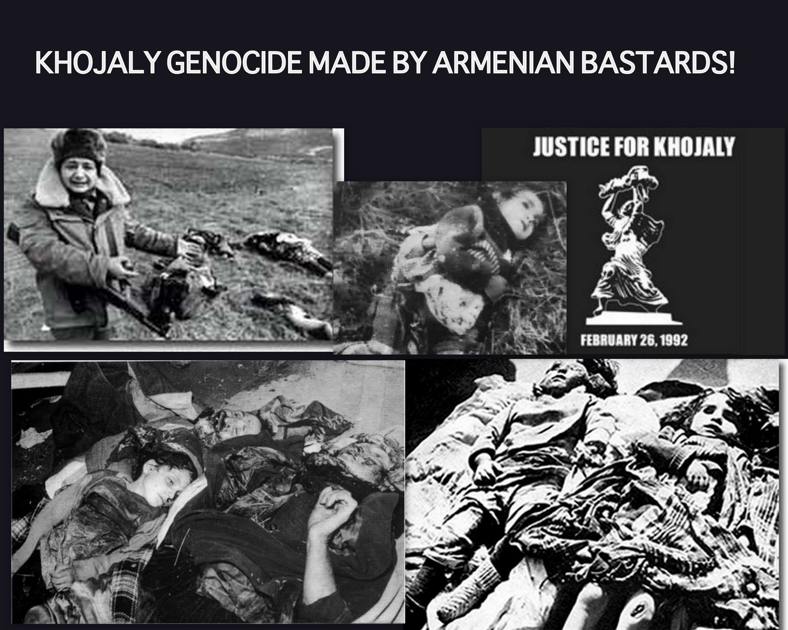 Khojaly massacre