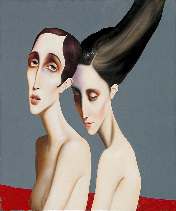 Slava Fokk 1976 | Russian Symbolist painter