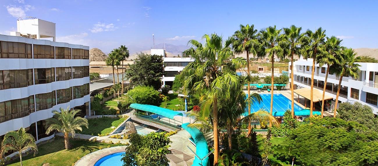 Las Poncianas Club Hotel en Casma, Perú
